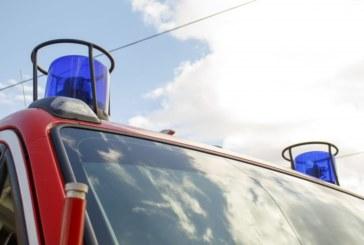 След дъжда в Дупница! Пожарникари отводняват къщи