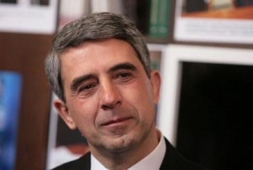 Р. Плевнелиев: Румен Радев няма да спечели следващите президентски избори