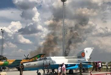 Загина 36-г. пилот на изтребител