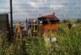 Два екипа огнеборци се хвърлиха да гасят пожар край Бело поле /снимки/