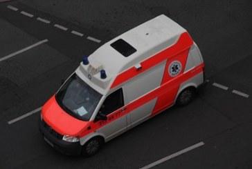 Десетки ранени при сблъсък между автобус и линейка