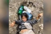 Затрупаха живо дете с камъни в Самоков! Полицията: Доброволно е