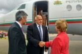 Бойко Борисов пристигна в Лондон за среща на върха