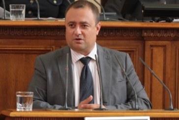 Изгоря апартаментът на червения депутат Иван Иванов