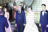 СВАТБАТА НА ГОДИНАТА В ЮГОЗАПАДА! 480 гости аплодираха кмета на Белица Р. Ревански и любимата му Саня