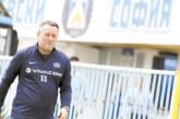 """Новият треньор на """"Левски"""" за неврокопчанина В. Панайотов: Не го познавам"""
