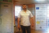 Училищният директор Ангел Живков почерпи експертите от РУО – Благоевград