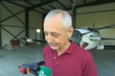 Проговори пилотът на частния самолет, минал непроверен през летище София