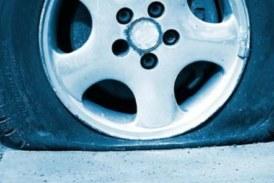 Как да предотвратим спукванията на гуми