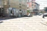 Хаос в движението в Сандански заради забавения  ремонт за 1.7 млн. лв. на околовръстния път