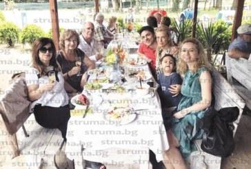 Бившият зам. кмет на Благоевград Кирил Андонов събра близки и приятели за 70-и рожден ден