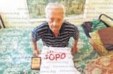 """Най-върлият фен на """"Беласица"""", готвачът от Петрич Ст. Божиков-Майстор Зоро: Благодарение на моя кукуреч на олимпиадата в Монреал Иванка Христова тласна гюлето на 21.16 м."""