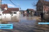 Извънредно положение в Сърбия заради порои