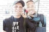 Благоевградчанинът Стефан Дамянов се засече на летището в Истанбул с бившия бразилски национал Адриано Корея