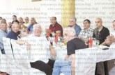 Легендарни петрички футболисти отбелязаха края на Световното на маса с мили спомени за родния футбол