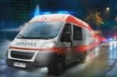 СПЕШЕН ЕКИП ТРЪГНА НА АДРЕС! ТИР засече линейката на Е-79, шофьорът и фелдшерът ранени