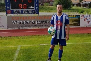 М. Близнаков започна новия сезон с червен картон