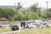 Авария на водопровод предизвика катастрофа между мотор и кола