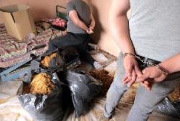 СПЕЦОПЕРАЦИЯ В ПИРИНСКО! ГДБОП разби организирана престъпна група, има арестувани /ВИДЕО/
