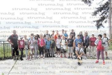 Деца и родители от Кюстендил се впуснаха в планински приключения