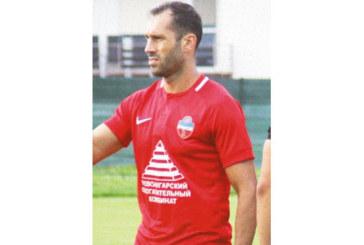 Ветеранът П. Занев с първа победа в новия си отбор