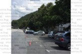 Три часа преди идването на Борисов и Заев в Благоевград! Полиция разчиства центъра от коли, привикват собствениците по телефона