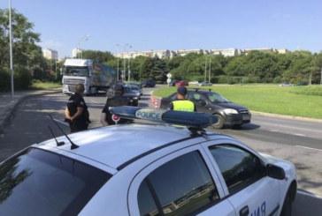 Бургас под полицейска обсада! И пиле не може да прехвръкне