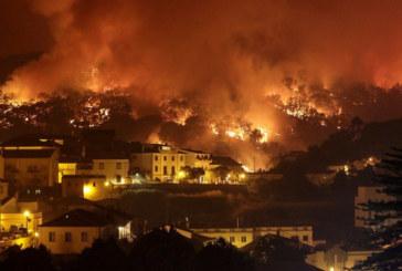 Огненият ад в Португалия продължава! Евакуират хора