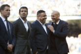 Голяма футболна звезда приет по спешност в болница