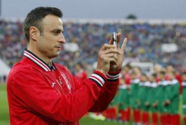 Бербатов отново удари здраво рамо на брат си
