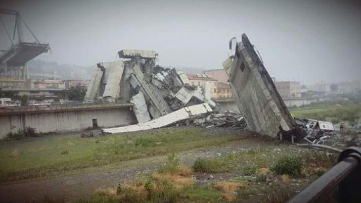 Голяма трагедия! Три деца загинаха при срутването на моста в Генуа