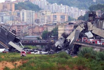 """Чудо! Загинал при рухването на моста в Генуа """"възкръсна"""""""
