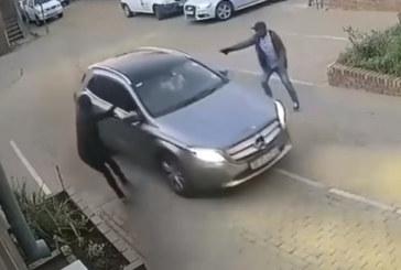 Въоръжена банда вкара в капан шофьор на Мерцедес