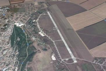 ИЗВЪНРЕДНО! Самолет се разби на летище Балчик, пилотът загина