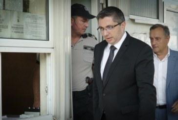 Министър Нанков с първи думи след разпита в следствието