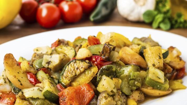 Печени зеленчуци