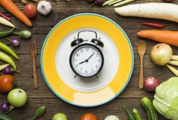 Това е точното време за всяка храна