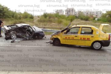 Struma.bg с първи снимки от мелето със загинал край Дупница