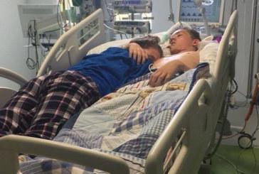 Разтърсваща трагедия! 16-г. момче загуби битката със смъртта, съкрушената му приятелка през сълзи: Лети високо, винаги ще те обичам