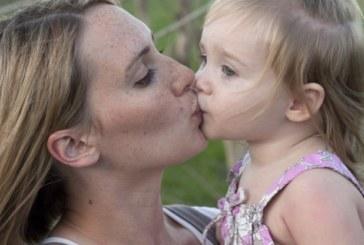 Не целувайте детето си по устните