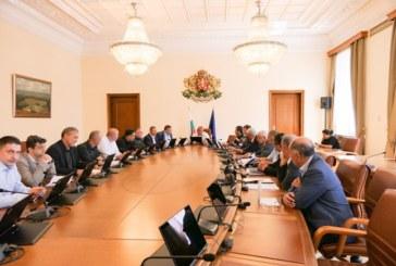 Започна извънредната среща в Министерския съвет след катастрофата в Своге