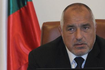 Борисов намекна за политически оставки след катастрофата в Своге