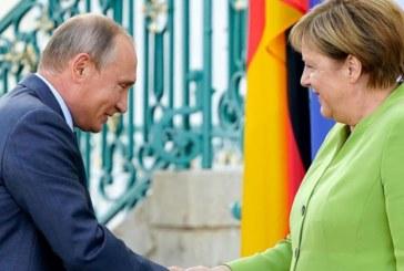 Ключова среща! Какво важно се договориха Путин и Меркел