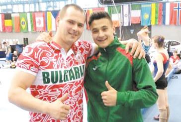 След легендата Й. Йовчев благоевградчанин на еврофинал на прескок