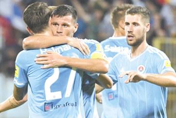 Неврокопчанин с капитанската лента вкарва ключовгол в Лига Европа, орлето Хр. Златински пак не игра