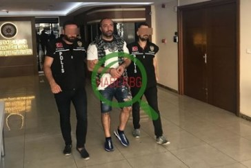 Вижте ексклузивни снимки от задържането на Митьо Очите в Истанбул