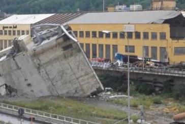 Вижте трагедията в Генуа в снимки