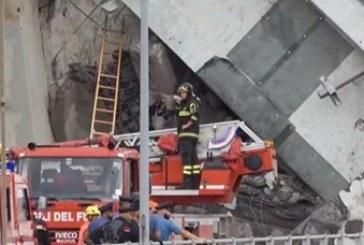 Жертвите в Генуа вече са 22