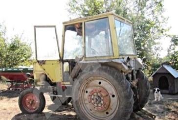 Прегазилият с трактор братчето си се опитал да прикрие следите от трагедията