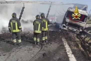 Българският шофьор, убил баща и син в Италия, рискува до 18 години затвор/СНИМКИ, ВИДЕО/